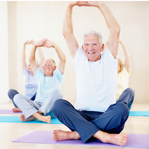 Senior Soft Yoga