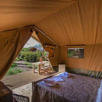 Exclusive Lodge Tents Glamping - Interno