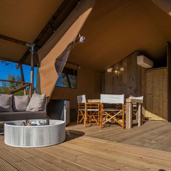 Exclusive Lodge Tents Glamping