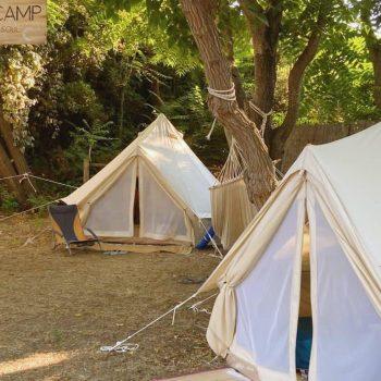 Camping Tents Almaluna in stile Berbero